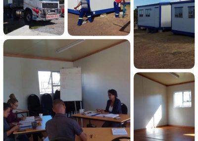 Mobile Klassenzimmer
